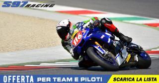 Notizie S97 Racing Srl