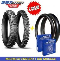 Offerta Pneumatici Off Road + Mousse - Cross & Enduro