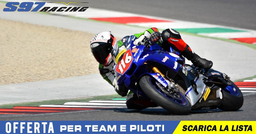 Offerta di fine stagione Motoxracing pneumatici racing